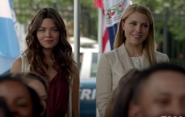 Heretics Nora and Mary Louse - The Vampire Diaries