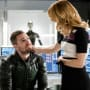 Family Drama  - Arrow Season 7 Episode 17