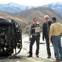 Nick & D.B. Investigate a Car Bomb