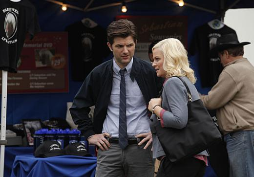 Parks and Rec Finale Pic