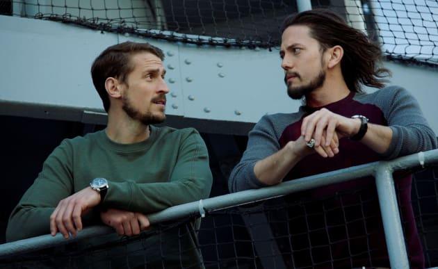 Seeking Details - The Last Ship Season 4 Episode 8