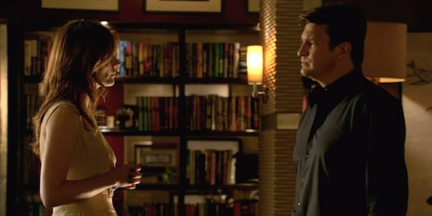 Rick and Kate, Castle