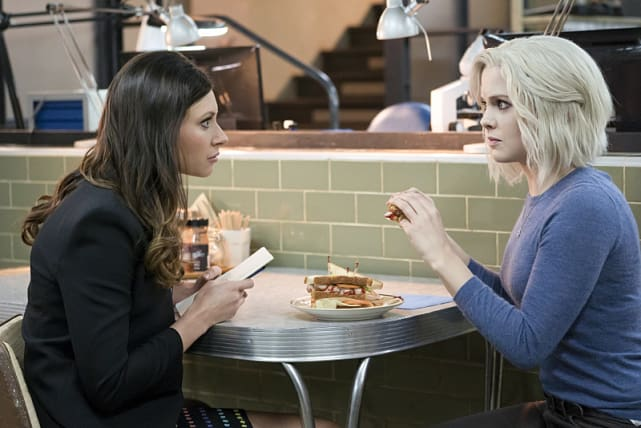 Liv and Peyton - iZombie