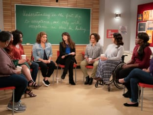 Group Therapy - One Day At A Time Season 4 Episode 3