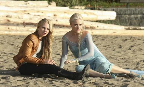 Sunbathing? - Once Upon a Time