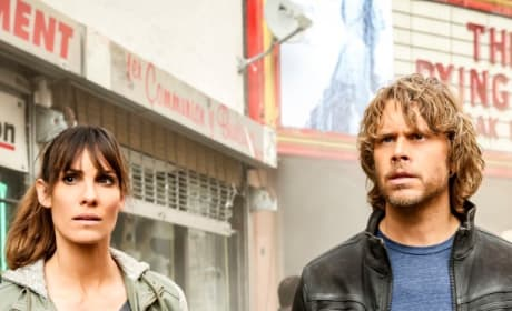 Multiple Bombs - Tall - NCIS: Los Angeles Season 10 Episode 15