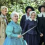 The Salem Witch Trials - DC's Legends of Tomorrow