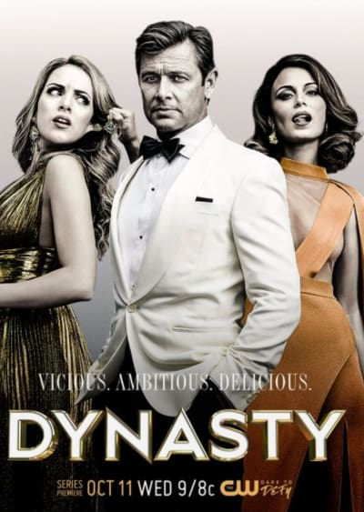 Dynasty Season 1 Poster
