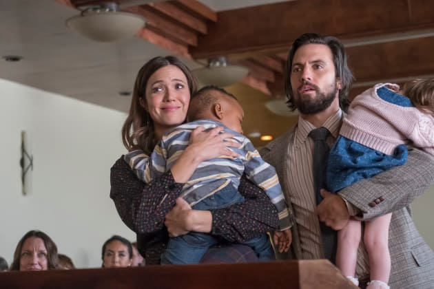 This Is My Son - This Is Us Season 2 Episode 7