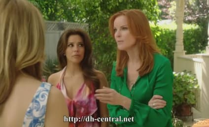 Desperate Housewives Season Premiere Clips: Trade Peyton Manning?!?