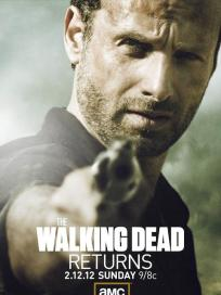 The Walking Dead Return Poster