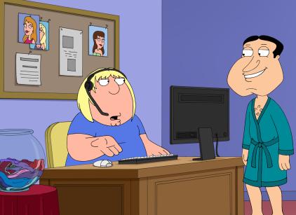 Watch Family Guy Season 15 Episode 1 Online
