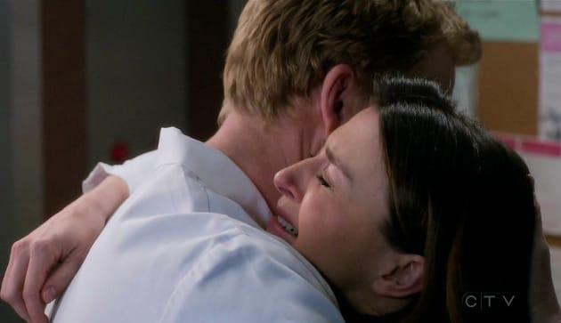 Omelia Reunion  - Grey's Anatomy Season 13 Episode 21