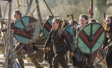 Vikings Lands Season 6 Renewal Ahead of Season 5 Premiere