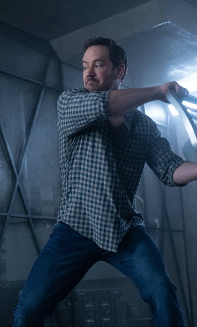 Brad Flips Out - The Passage Season 1 Episode 5