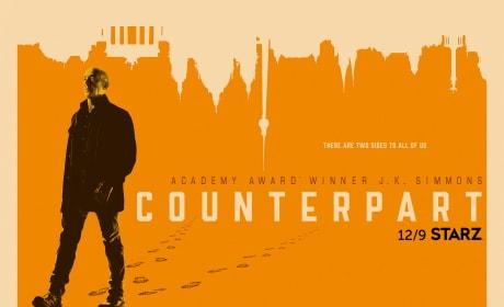 Counterpart Season 2 Horizontal Poster