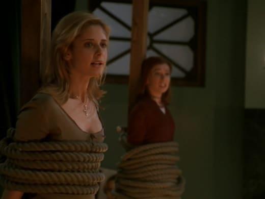 Burned At The Stake - Buffy the Vampire Slayer Season 3 Episode 11