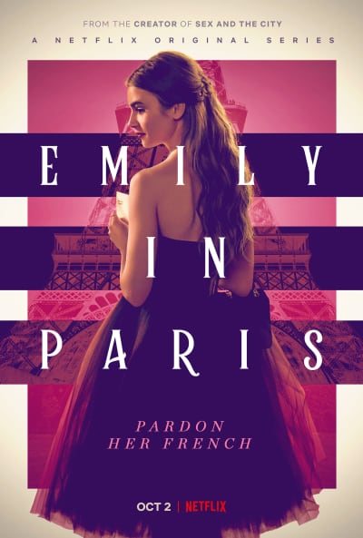 Emily in Paris Poster