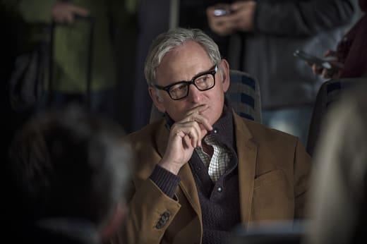 Victor Garber as Martin Stein - The Flash Season 1 Episode 13