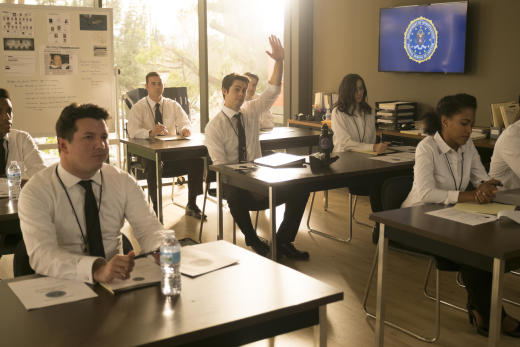 FBI  - Teen Wolf Season 6 Episode 11