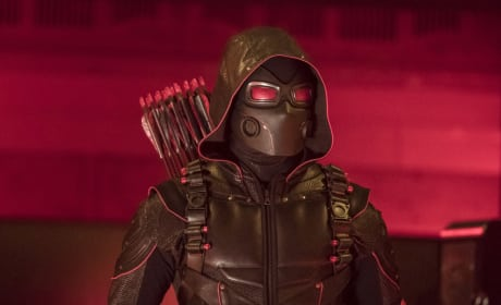 Can We Talk About That Mask - Arrow Season 6 Episode 8