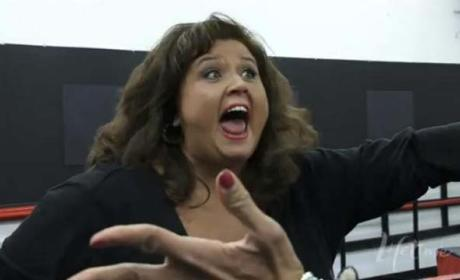 Abby Screams