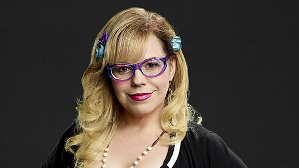 Kristen Vangsness as Penelope Garcia -- Criminal Minds
