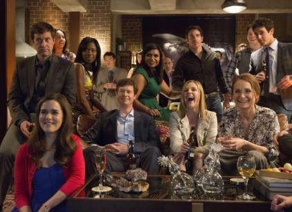 Watch The Mindy Project Season 1 Episode 24 Online