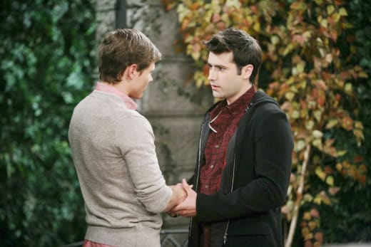 Will's Whining Again - Days of Our Lives