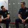 Bobby and Buck Talk - 9-1-1 Season 1 Episode 2