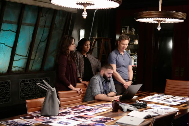 New Information - Scandal Season 6 Episode 3