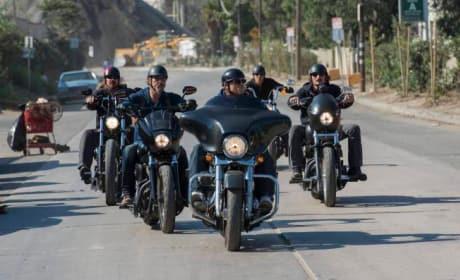 SAMCRO Rides