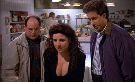 Elaine's Cleavage
