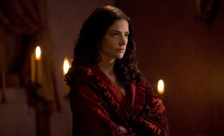 Mary Sibley as Played by Janet Montgomery