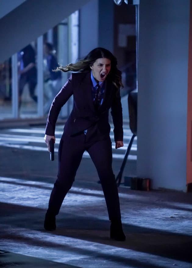 Canary  - Arrow Season 7 Episode 12
