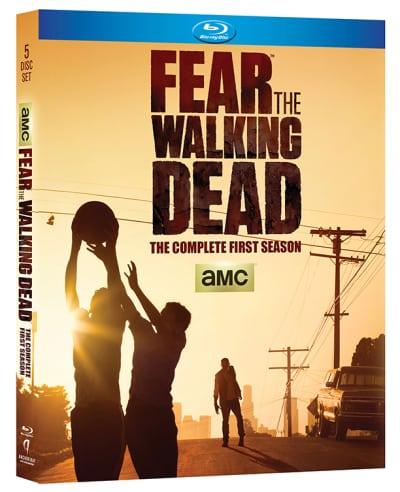 Fear The Walking Dead S1 Blu-ray