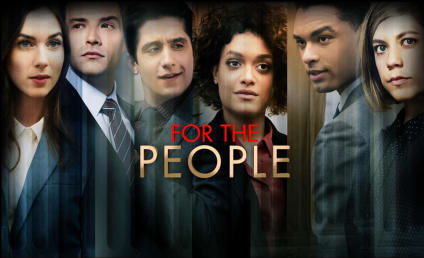 For The People Trailer: The Next Big Legal Drama?