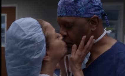 Grey's Anatomy Promo: Is This the End of the Road for Catherine?!