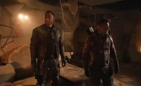 OG Team Arrow  Season 7 Episode 21