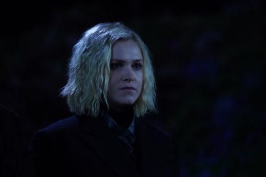 Clarke as Josephine in Sanctum - The 100 Season 6 Episode 12