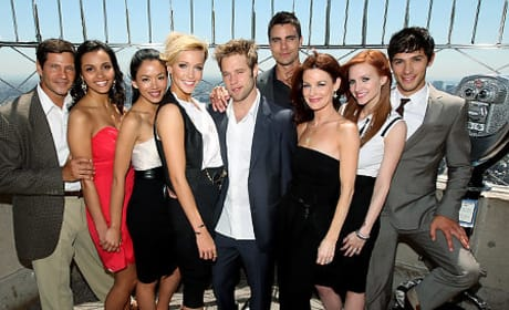 Cast of Melrose Place