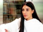 Kim Kardashian in White - Keeping Up with the Kardashians