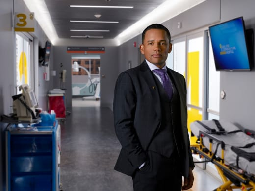 Dr. Marcus Andrews - The Good Doctor