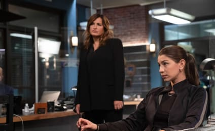 "Law & Order: SVU Showrunner Teases ""Surprise"" Returns"