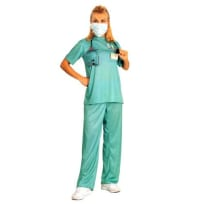 Grey's Anatomy Doctor's Costume