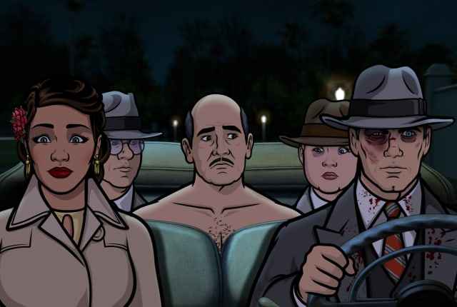 Watch archer season 8 episode 8 online tv fanatic - Archer episodes youtube ...