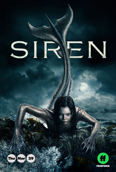 Siren Official Poster