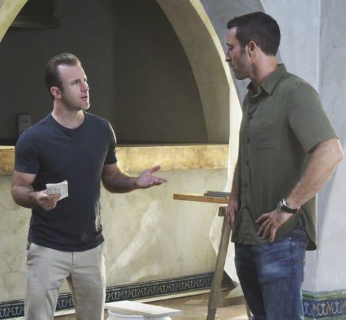 Exchange of Ideas - Hawaii Five-0 Season 8 Episode 1