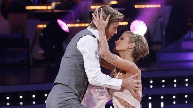 Derek and Joanna