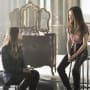 Alex and Nikita Scene